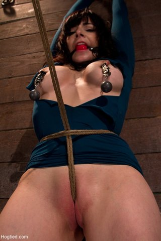 hogtied dungeon