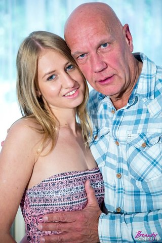 russian blonde beauty