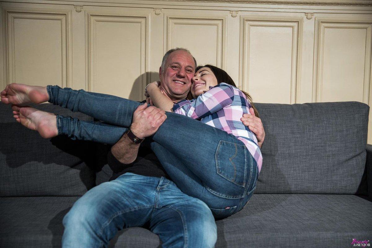 Dad Crush Step Daughter