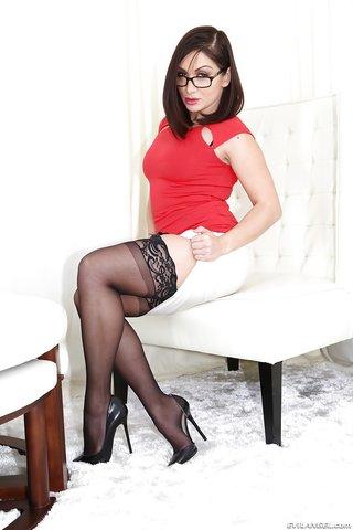gorgeous black stockings high