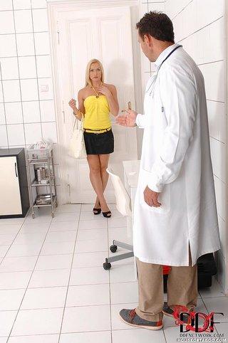 czech bdsm gyno doctor
