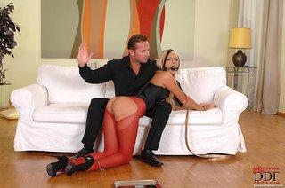 ukrainian spanking