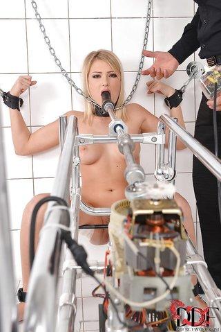 submissive russian blowjob