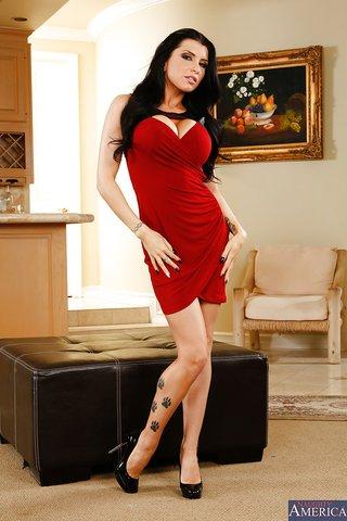 big tits sexy dress