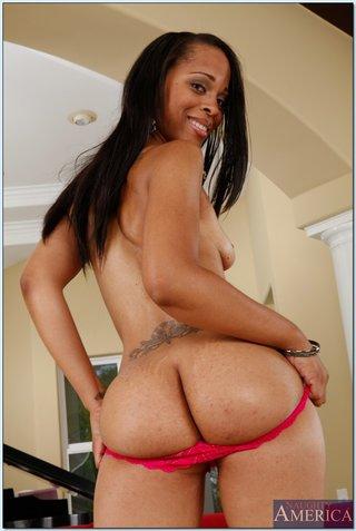 sexy black ass
