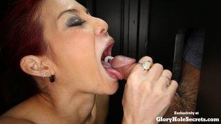 redhead swallow