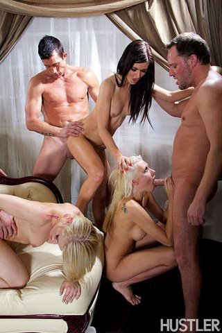 american group orgy party