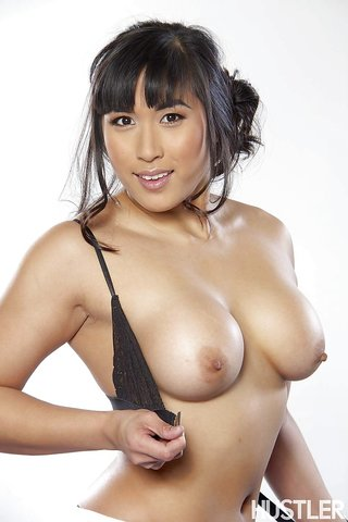 lovely asian big tits