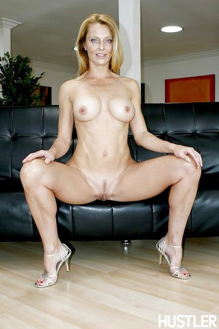 naked cougar