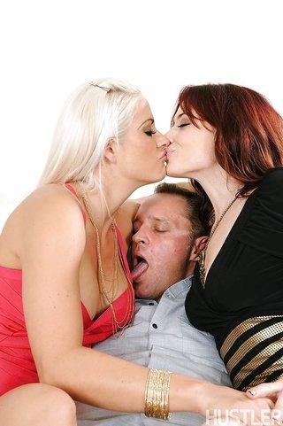 mature 3some
