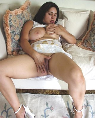 young indian girlfriend
