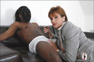 interracial guy