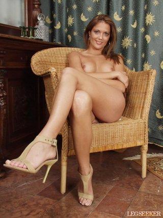 horny nude masturbation