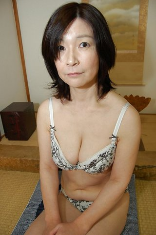 Mature nude japanese Uncensored Mature