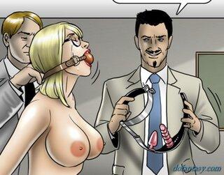 Comic Bdsm